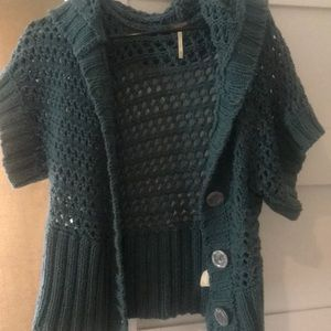 Free People Sweater/ Vest